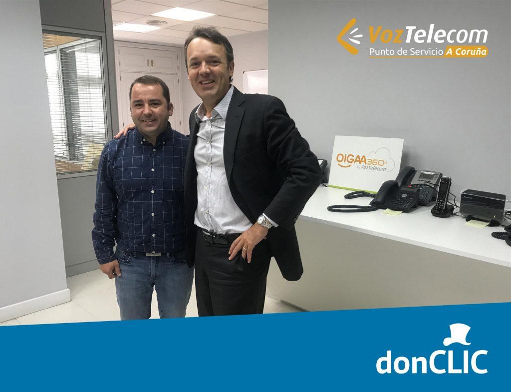 donCLIC distribuidor de VozTelecom