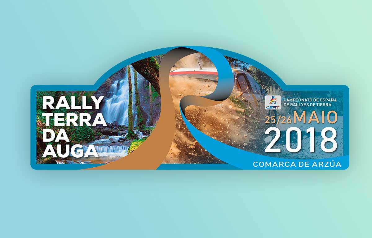 Placa_Rally_Terra_da_Auga_2018