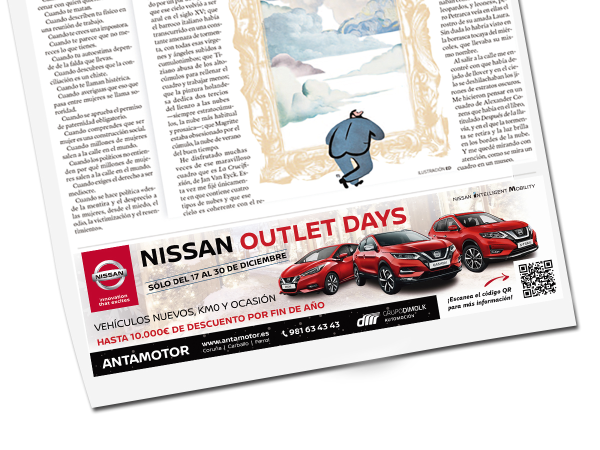 Nissan Outlet Days